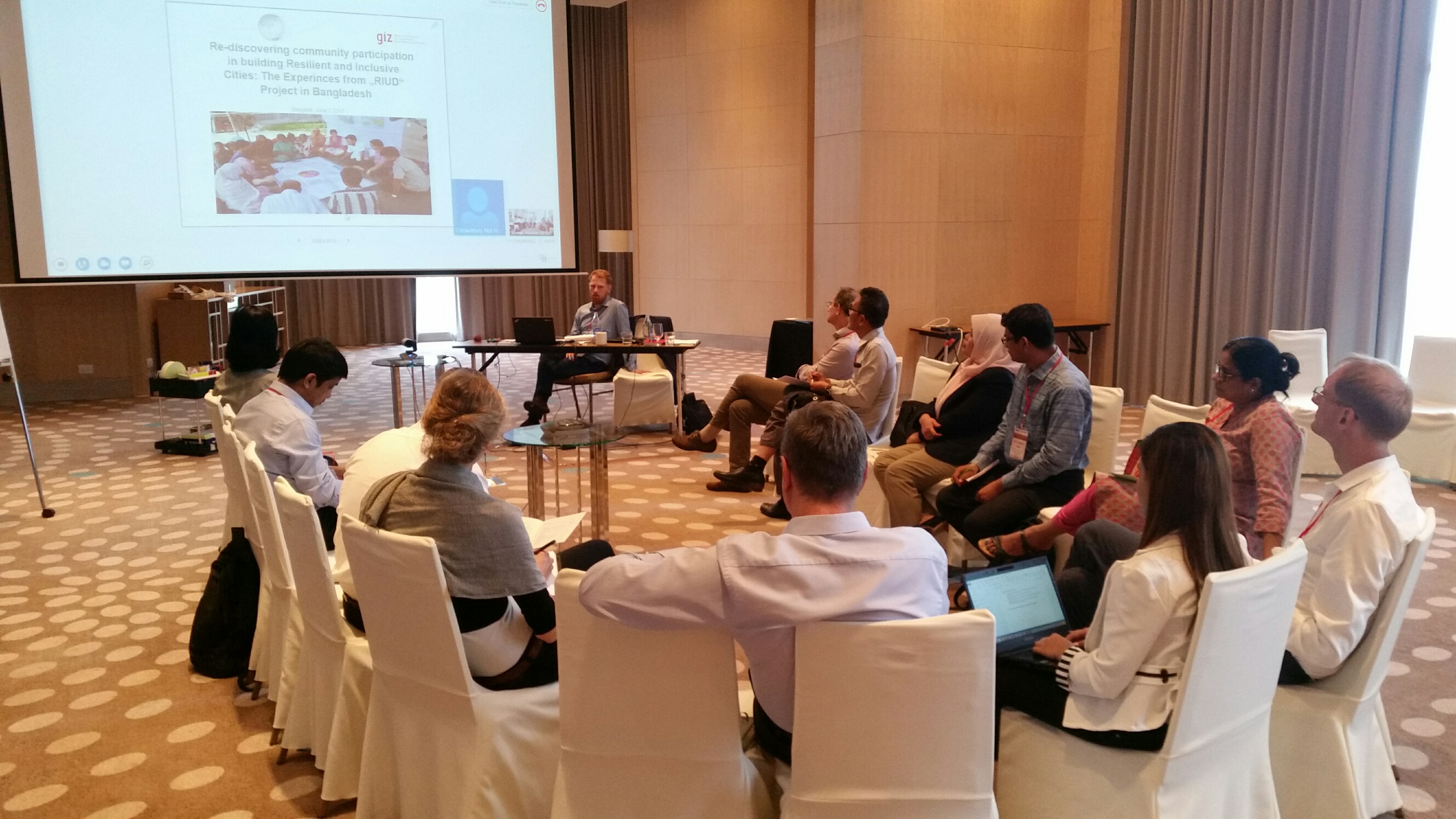 CDIA Participates in the GIZ Platform Event on Governance in